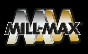 Mill Max Logo - Manufacturer